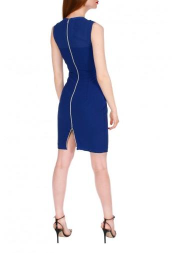 Sukienka Mae kobaltowy