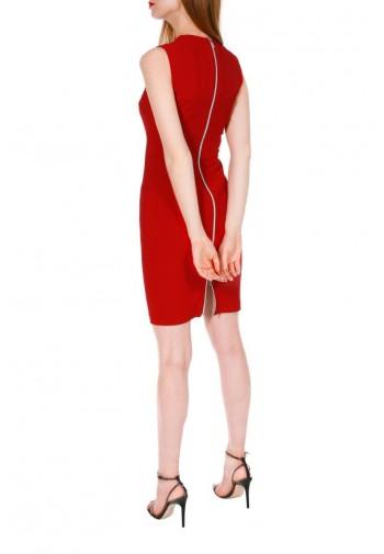 Sukienka Mae czerwony