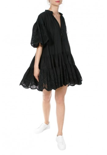 Sukienka Tenneisha czarny