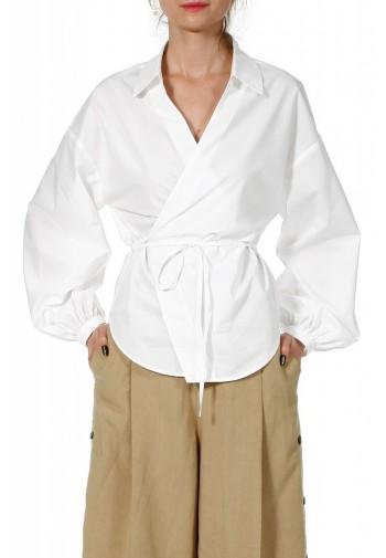 Bluzka Laynie biały