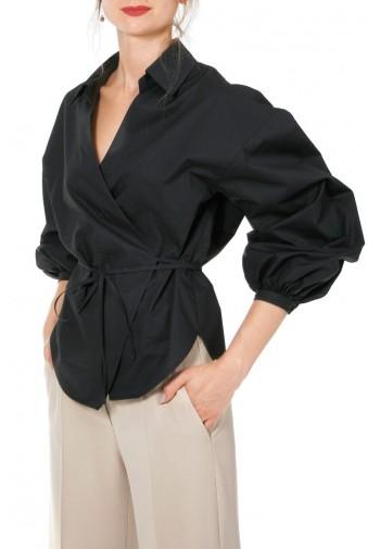 Bluzka Laynie czarny