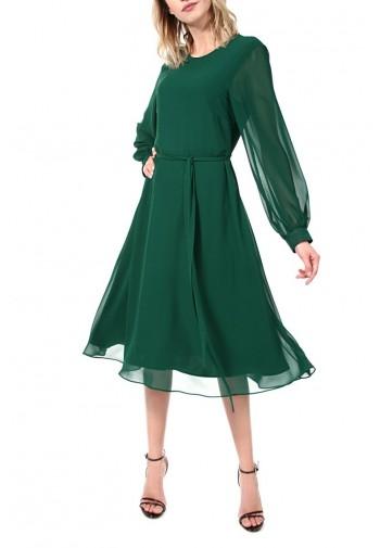 Sukienka Justine zielony...