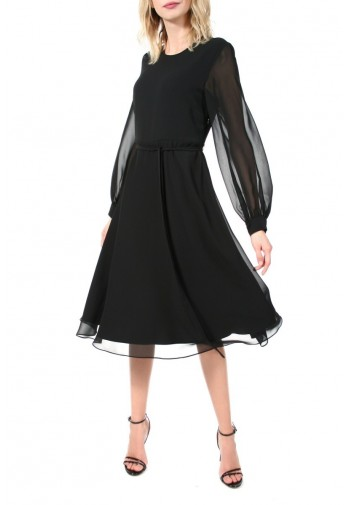 Sukienka Justine czarny
