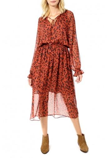 Sukienka Petronela Paprika