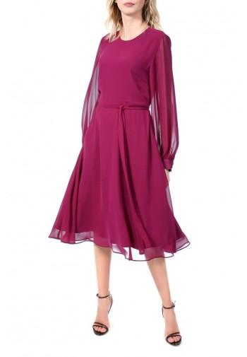 Sukienka Justine amarantowy