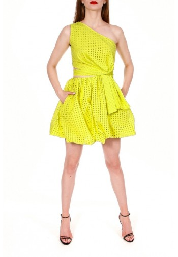Dress Ariana Blazing Yellow
