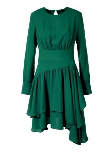 Sukienka Eleanor zielony...