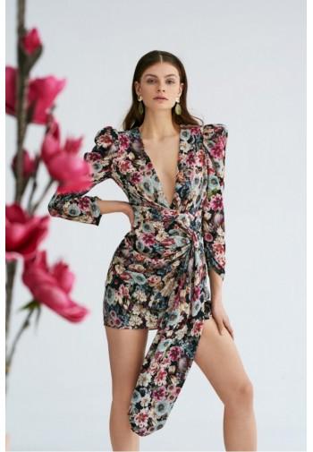 Dress Heather Anemone