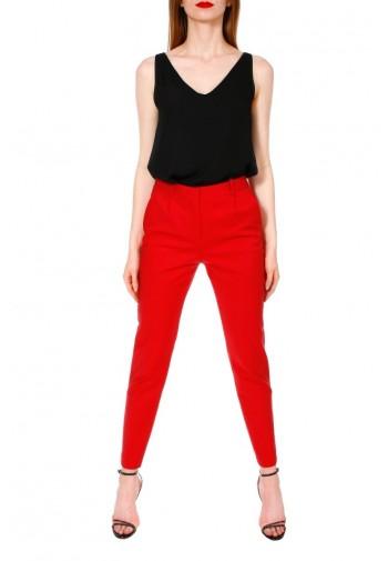 Pants Zita red