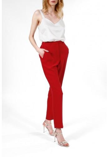 Pants Saara red