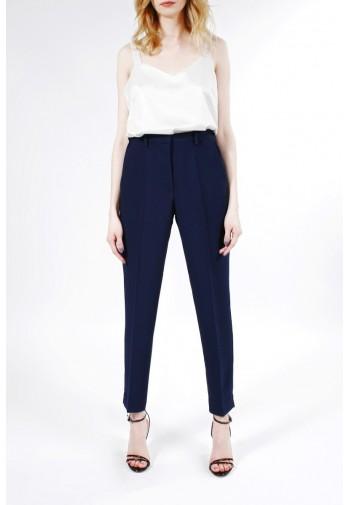 Pants Saara navy blue