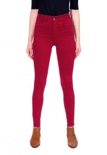 Pants Ronja jeans Cranberry