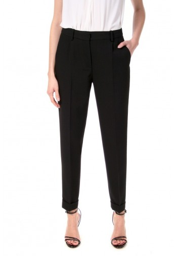 Pants Zita with black cuff