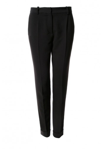 Pants Zita cuff black