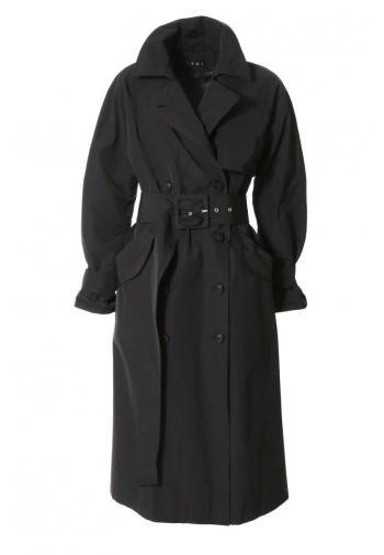 Coat Robyn czarny