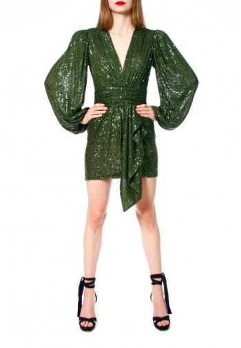 Dress Anastasia Vineyard Green