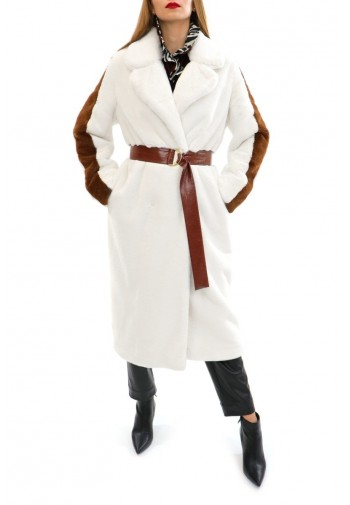 Coat Heera Marshmallow