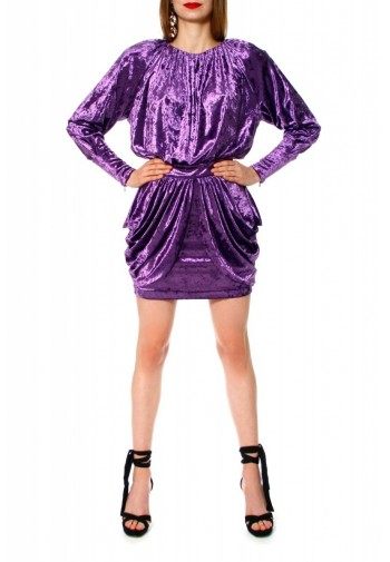 Dress Jessica Purple Magic