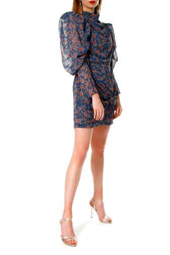 Dress Vanessa Blue Sapphire