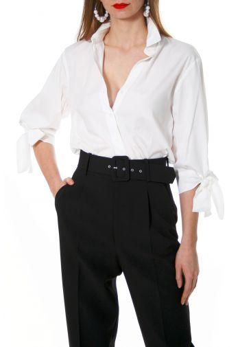 Shirt Liceria biały mleczny
