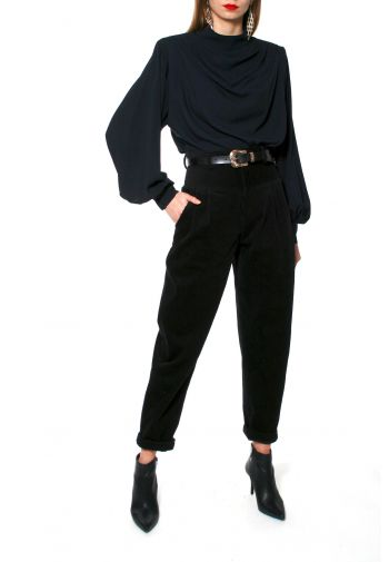 Blouse Karen Neutral Black