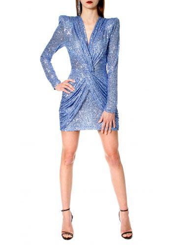 Sukienka Jennifer Ilusion Blue