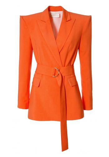 Blazer Marina Tangerine