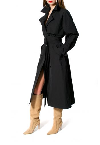 Coat Claude black