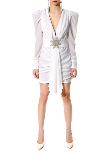Sukienka Krystle White...