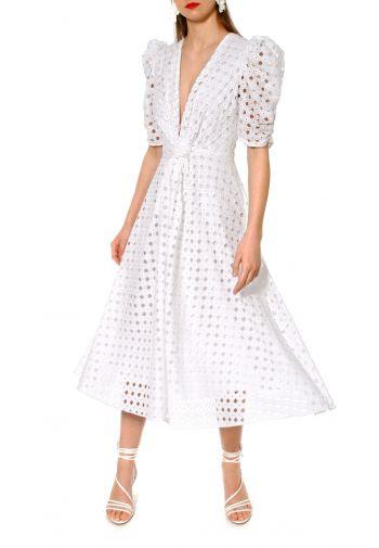 Dress Alta Blanc De Blanc