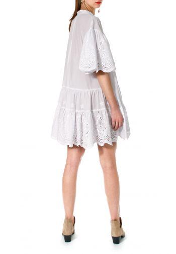 Dress Tenneisha white