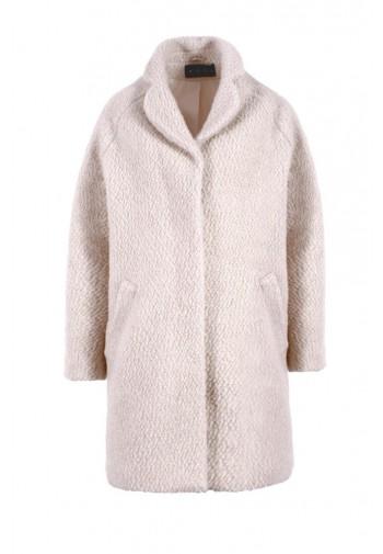 Coat Misty boucle