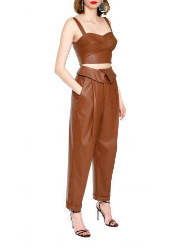 Pants Xenia Raw Umber