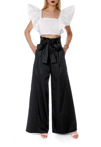 Spodnie Andie Super Black