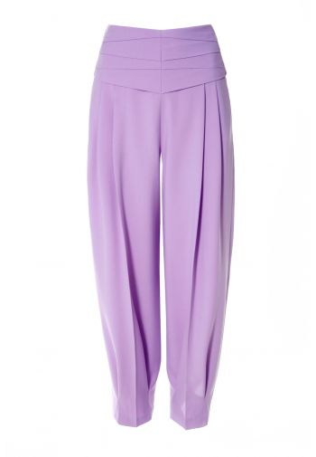 Trousers Bianca Viola