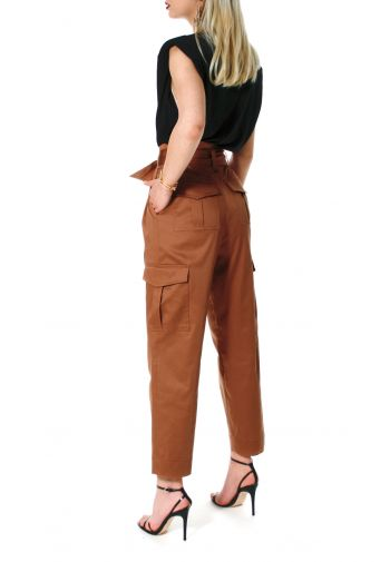 Pants Meryl Tobacco Brown