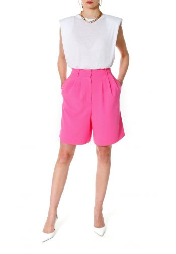 Shorts Billie Pink Carnation