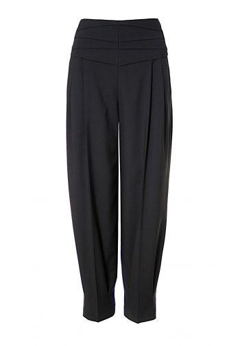 Trousers Bianca Neutral Black