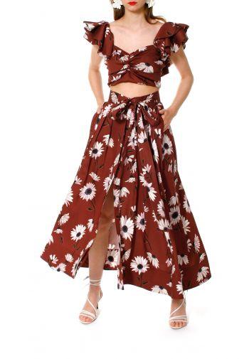 Skirt Gabriella Henna