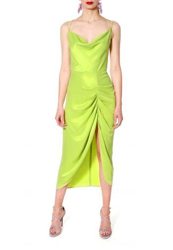 Sukienka Ava Wild Lime