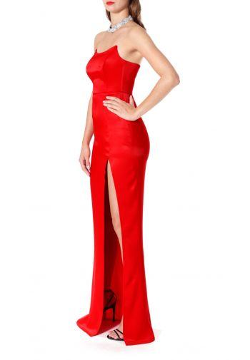 Dress Greta Sexy Red