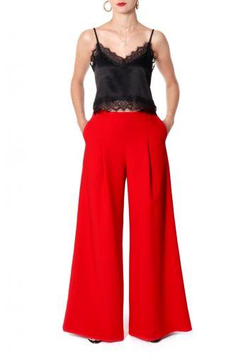 Spodnie Rebecca True Red