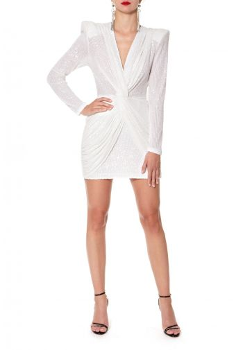 Dress Jennifer Super White