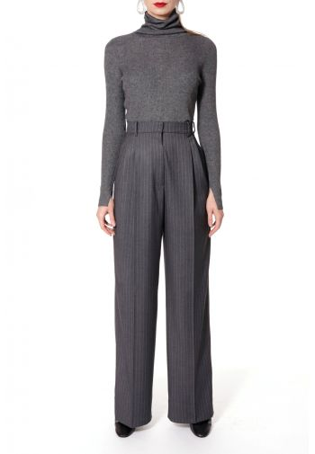 Trousers Gwen Downtown Grey