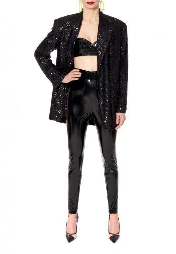 Spodnie Olivia Black Glow