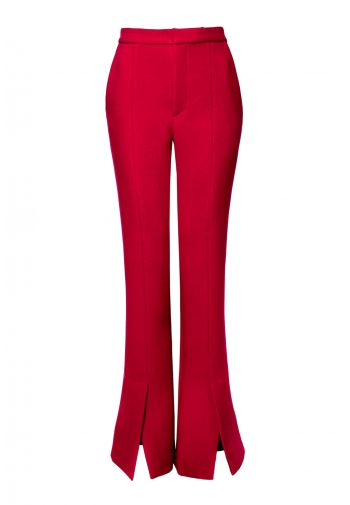 Pants Monica Lipstick Red