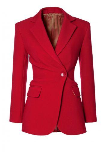 Blazer Isabella Lipstick Red