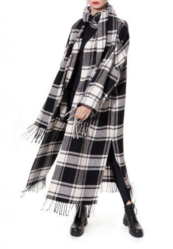 Coat Mischa Domino
