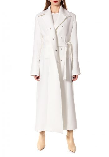 Coat Tilda Off White