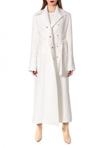 Płaszcz Tilda Off White